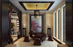 Chinese style interior design can be an inspiration for you, creating  balance and harmony in home surrounding.