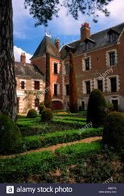 le château du clos lucé l architecture de la renaissance château manoir maison résidence léonard de vinci amboise vallée de la loire france