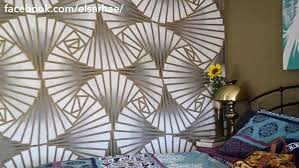 geometric wall paintGeometric Wall Paint by Elsa Rhae  Watch or Download  downvidsnet