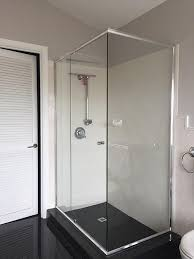semi frameless shower screens brisbane gold coast