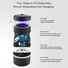 Mosquito Killer Lamp Usb Electronic Bug Zapper Led Insect Killer