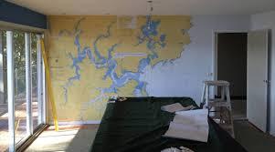 Nautical Chart Wall Mural Nautical Walls Nautical Chart Wallpaper Nautical Map