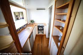 tiny house costs. Jeff Hobbs, Living Big In A Tiny House, Waiheke Island, Rainwater Collection, House Costs