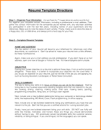 Skills Resume Template Word Best Resume Template Word 17 Examples