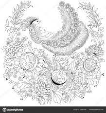 Tropische Wilde Vogels En Bloemen Kleurboek Voor Volwassenen En