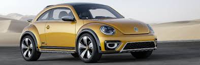 volkswagen new car releaseVW Beetle Dune Concept pricing and release date