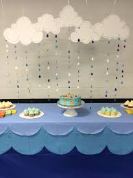 noahs ark baby shower ideas for baby shower party. Noah S Ark Themed Baby Shower Cake Table Decor Design Ideas Of Cloud Party Decorations Noahs For