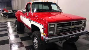 1850 ATL 1987 Chevy K-30 - YouTube