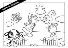 Efteling Jokie Kleurplaten Animaatjesnl