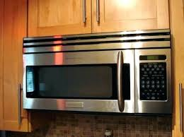 recirculating over the range microwave. Recirculating Over The Range Microwave Canada And