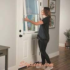glass door coverings