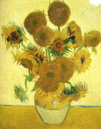 vincent van gogh still life vase with fifteen sunflowers 2 1888