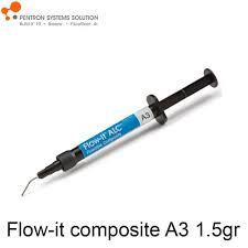 Light Cure Composite Dental Pentron Flow It Alc Light Cure Composite Flow Resin