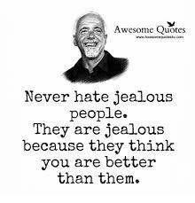 Quotes About Jealous People