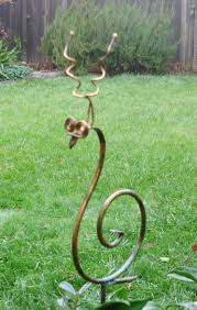copper garden art. Snail Garden Art Copper R