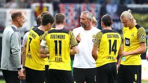 Uefa ranking 16 domestic matches standings squad matches german bundesliga german dfb cup 14 august 2021. Dfb Pokal News Aufstellung Borussia Dortmund Vs Sv Wehen Wiesbaden Fussball News Sky Sport