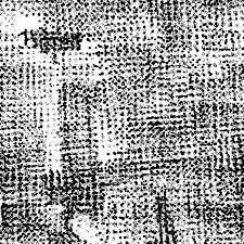 ファンタジーの抽象的なシームレス パターン インクで作られましたフリーハンド ハーフトーン グランジ