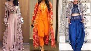 Punjabi Suit With Long Jacket Design New Net Jacket Design Ideas For Kurta Top Long Shrug Design Ideas For Wedding Season