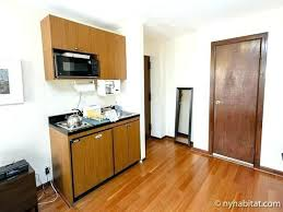 Air Conditioned Studio Featuring A Kitchenette And Private Bathroom ...