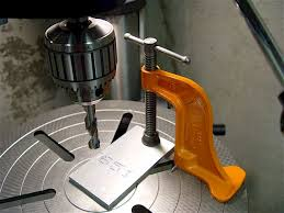 drill press hold down clamp