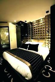 black white gold bedroom – Astromoko.info