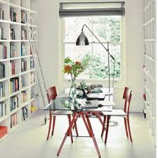 office space storage. Modern Thoughtful Home Office Storage Solution Ideas With Space Stylish Furnishings In White Full Big Mounted Wall Cabinet And Bay Window