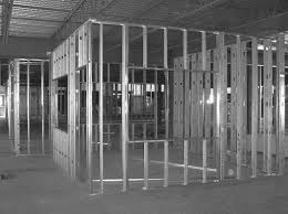 Interior metal framing Non Load Bearing We Are Locally Owned And Operated Lake Stevens Steel Framing Contractor For Commercial Youtube Steel Framing And Dry Wall Contractor In Lake Stevens Wa Proffit