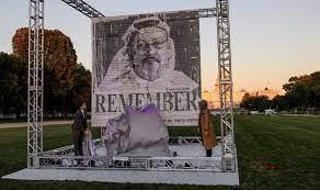 ذكرى مقتل خاشقجي.. وقفة احتجاجية أمام السفارة السعودية بواشنطن وأخرى أمام  الكونغرس - CNN Arabic