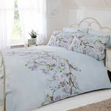 pretty amp soft duvet cover set with cherry