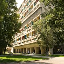 Cité Radieuse Radiant City Le Corbusier Marseille Visit