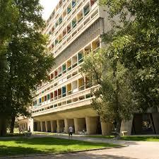 Cité Radieuse Le Corbusier Marseille Découverte Agenda De