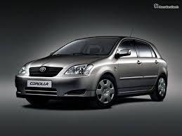 Toyota Corolla IX (E120, E130) Runx 1.8 AT 4WD specifications and ...