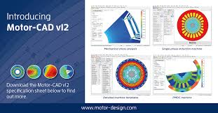 Multiphysics Simulation By Design For Electrical Machines News Motor Design