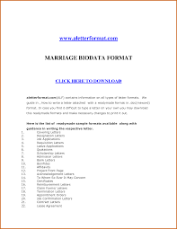 Resume Format For Marriage Proposal Mind Map Of Art Medical Device
