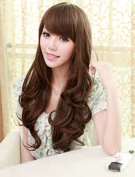 Asian Hair Style Women asian curly hairstyles asian hairstyles archives men and women 5500 by wearticles.com