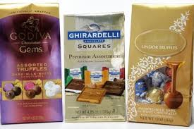 fancy chocolate brands. Modren Brands Godivau0027s Individually Wrapped Truffles Compete With Ghirardelli And Lindt  In The Grocery Store Aisles And Fancy Chocolate Brands B