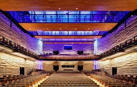 Morton H Meyerson Symphony Center Usa 2019