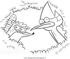 Free 10 Regular Show Coloring Pages Photography