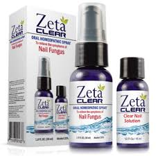 zetaclear spray and nail fungus treatment