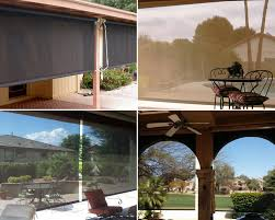 patio shade screen. Patio Shades Roller Outdoor Scottsdale 85251 Shade Screen
