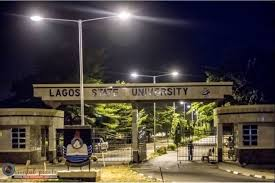 Image result for lasu logo
