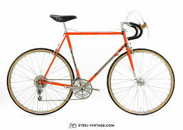 steel vintage bikes motobecane inter club eroica bicycle 1970s