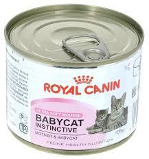Корм для котят <b>Royal Canin</b> Instinctive 195 г (паштет) — купить по ...