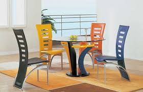 colorful dining room sets. Multi-Colored Chairs Colorful Dining Room Sets Y