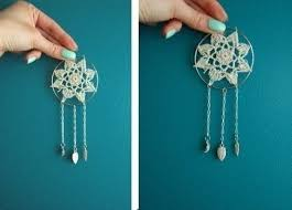 How To Make Small Dream Catchers Simple Mini Dream Catcher How To Make A Dream Catcher Decorating And