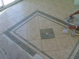 Patterned Floor Tiles Bathroom Bathroom Staggered Slate Tiles Airmaxtn