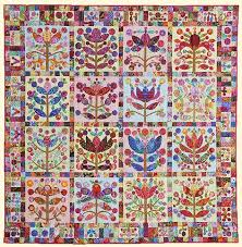 Tree Quilt Patterns Enchanting Lollypop Trees Pattern Sew Hot