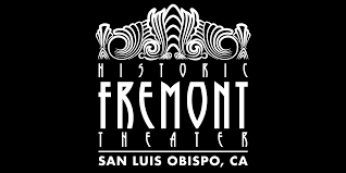 Fremont Theater San Luis Obispo Seating Chart Home Fremont Theater Slo