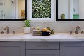 bathroom backsplash. Half Tiled Bathroom Backsplash M