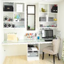Simple home office ideas magnificent Pinterest Exquisite Organized Office Space On Small Big Ideas Home Organization Ihisinfo Office Magnificent Organized Office Space Intended For The Latest